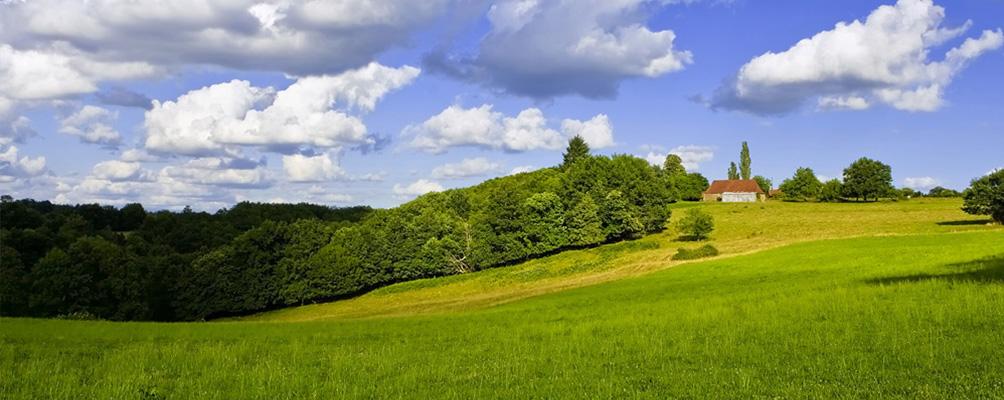 Posibilidades de una casa rural